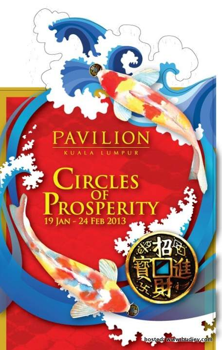 Pavilion KL Circles of Prosperity