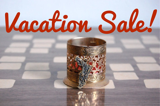 Vacation Sale!