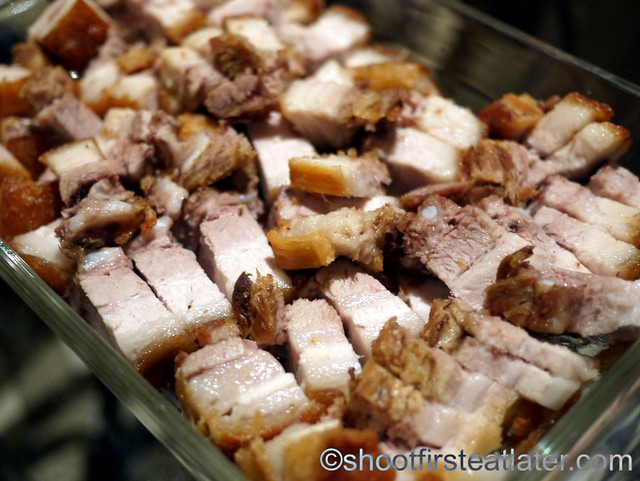 Pinoy Potluck Party- lechon kawali