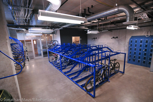 bike parking at Central Eastside Lofts-9