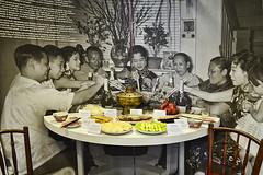 Reunion Dinner Exhibition
