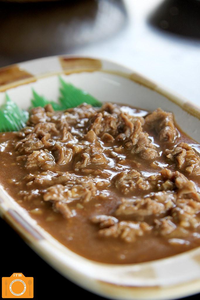 Suzu Kin Beef Garlic