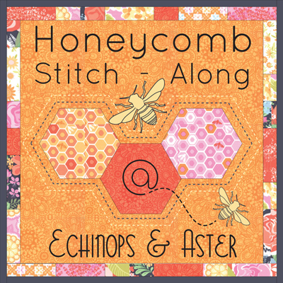 Honeycomb Stitch-Along Button