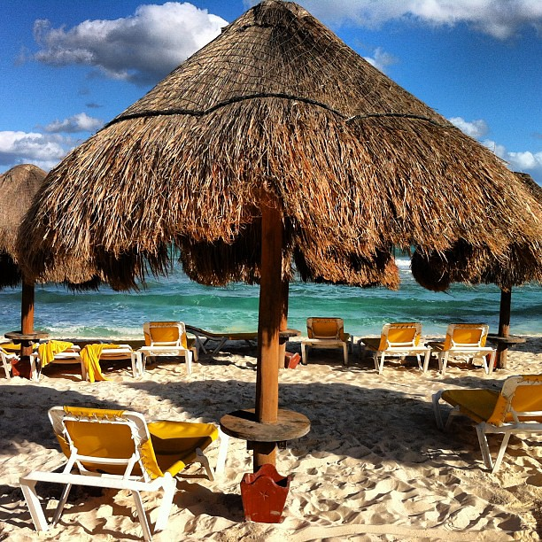 Our office for the day in #Mexico