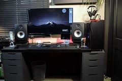 theJTL: New Desk Setup, Mid 2016