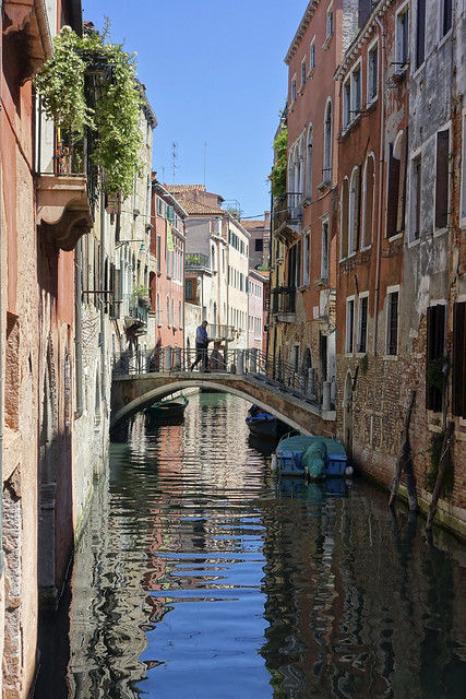 Day 4. Canals in Venice