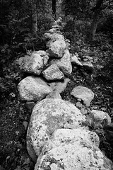 Stone Wall at Peaked Hill