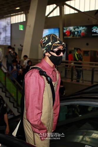 BIGBANG Gimpo to Jeju 2015-05-19 2015-05-19 14