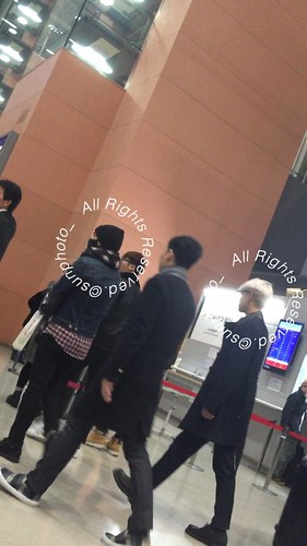 Big Bang - Kansai Airport - 15jan2015 - sunphoto_ - 04