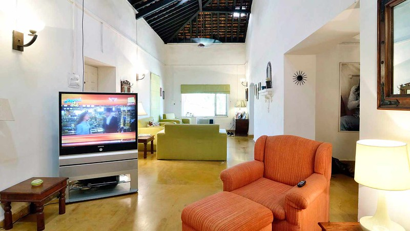 Boutique Villa for 6 Inland Goa