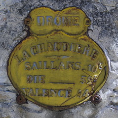La Chaudière, Drome