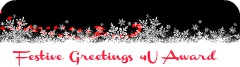 festive greetings award 4U groups NEW