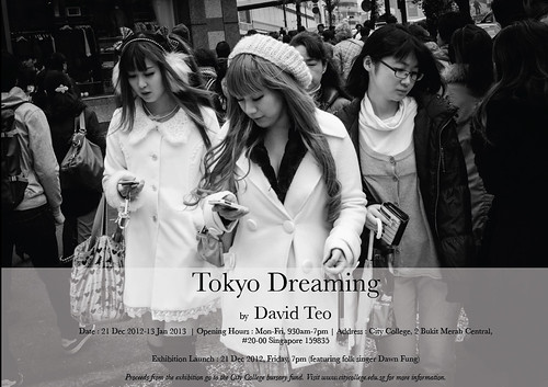 Tokyo Dreaming - The Exhibition