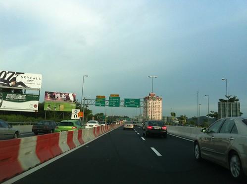 LDP New Lane Configuration : No more contraflow