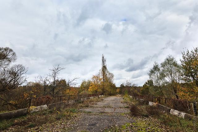 Полесье, октябрь 2012