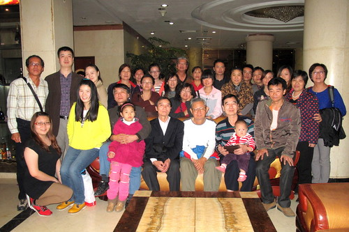 Trip to Fuzhou - Suanie's relatives in China