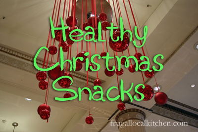 5 Healthy Christmas Snacks for Kids
