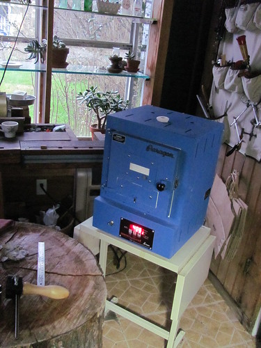 SC-3 Paragon Jewelry Kiln by Stephanie Distler