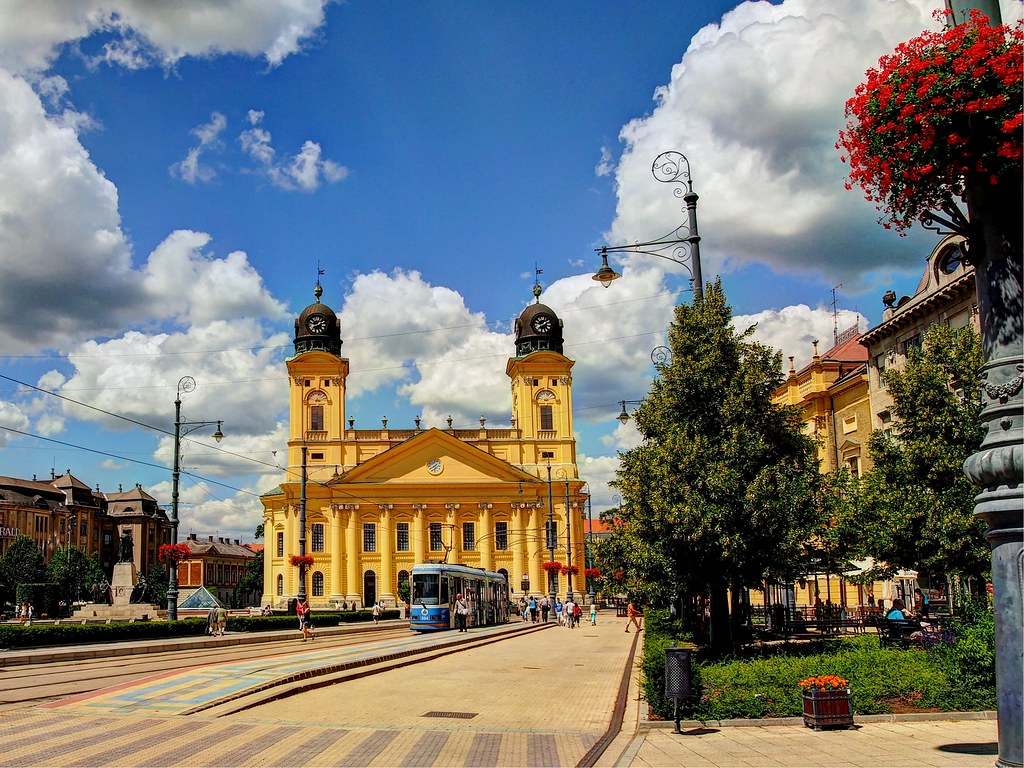 Debrecen Hungary  city photos gallery : Debrecen, Hungary