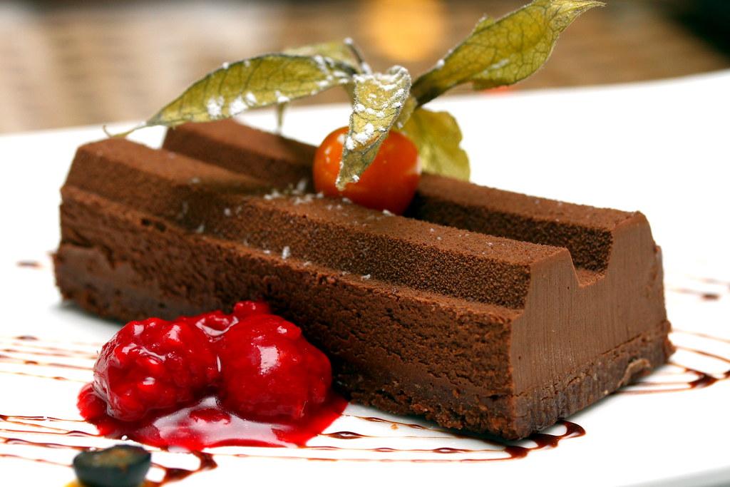 5 Drunken Rabbits Bistro & Bar: Classical Chocolate