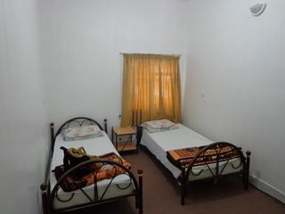 Quarto twin no Akbar Tourist Guest House em Bam