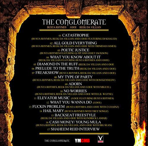 the-conglomerate-tracklisting