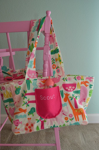 Dolly Diaper Bag 01
