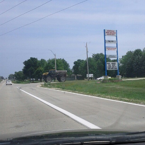 Wisconsin traffic