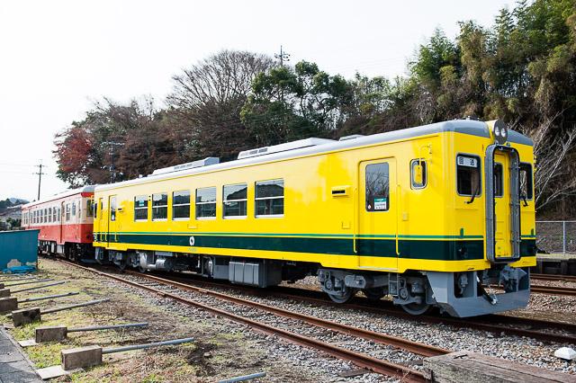 いすみ鉄道 キハ52 125 いすみ351 入換