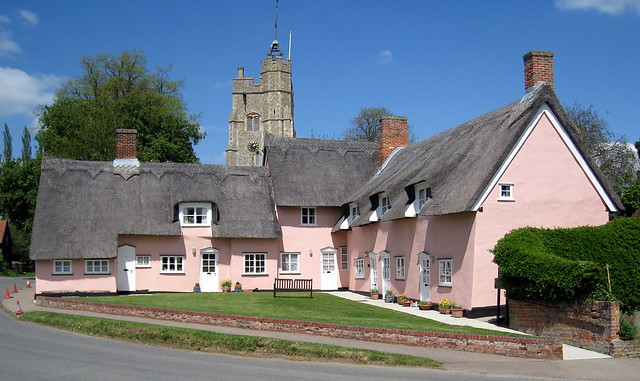 Cavendish, Suffolk, England