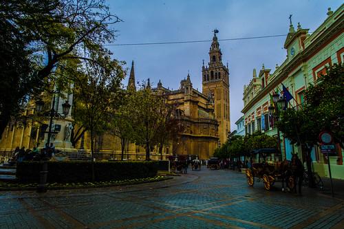 Catedral de Sevilla (Explored 23rd December 2012)