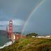 Rainbow x2 Bridge by Joe Azure