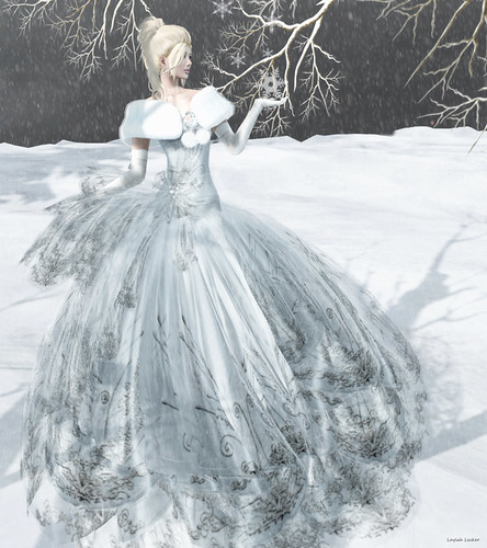 PM Winter Queen Group Gift by Miss Laylah Lecker