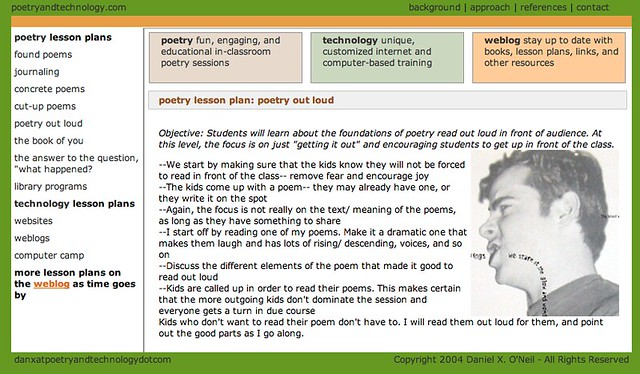 Poetry Lesson Plan: Poetry Out Loud | Flickr - Photo Sharing!
