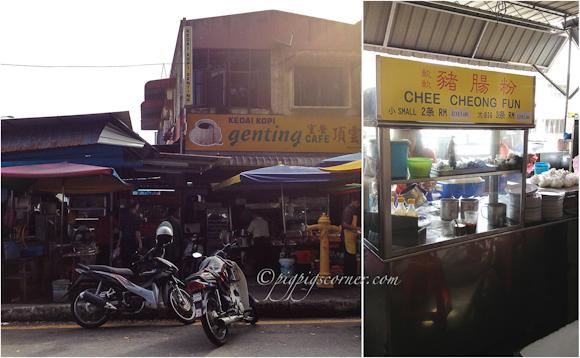 genting cafe-penang-chee cheong fun