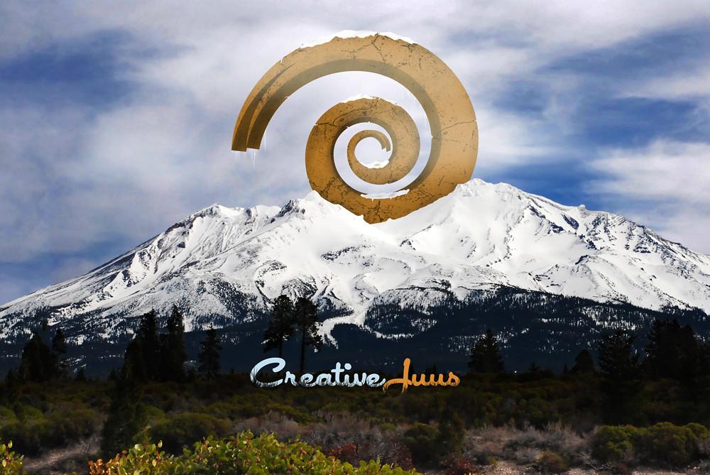Creative Holiday Landscape