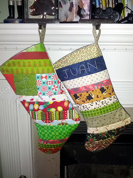 Stockings for my inlaws