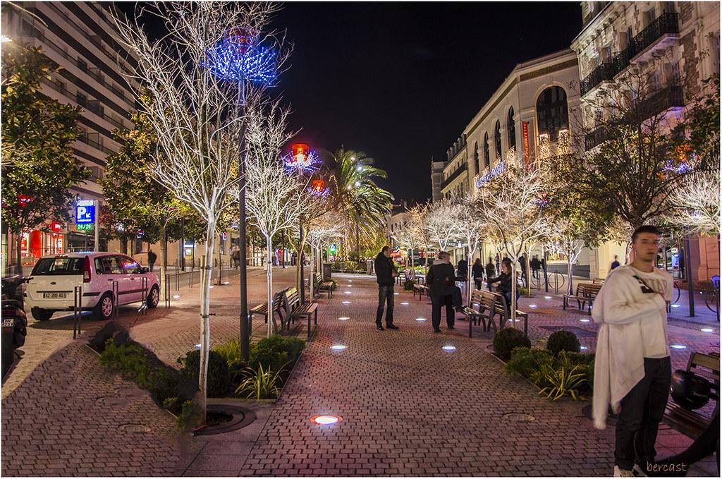 BIARRITZ- Place Clemenceau- Illuminations 2012- 1204