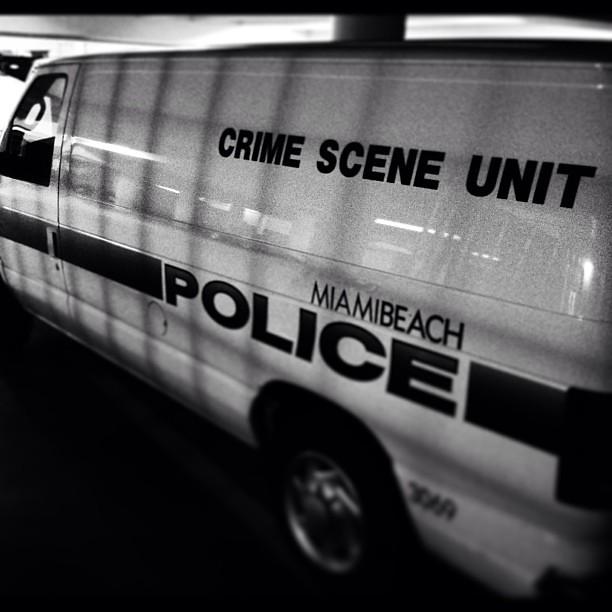 Header of CSI: Miami