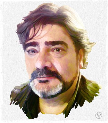 Rodrigo Gonzalez Elias by JLMeana