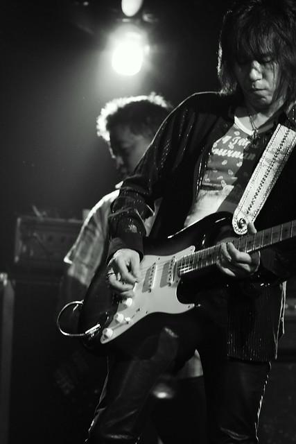 The Balling Stones live at Adm, Tokyo, 24 Dec 2012. 102