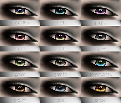 Vision by A:S:S - Mina eyes