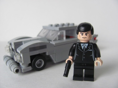 lego james bond 007 and the aston martin db5 2 flickr. Black Bedroom Furniture Sets. Home Design Ideas