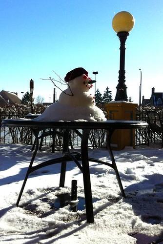 Day 5 Snowman