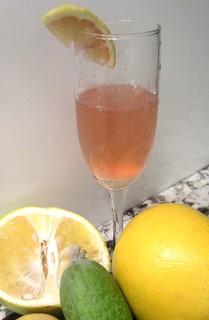 Sparkling Pink Lemonade