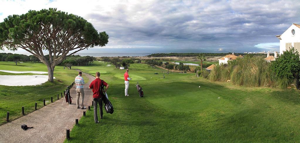 Ocean Golf Course - Vale Do Lobo - Algarve