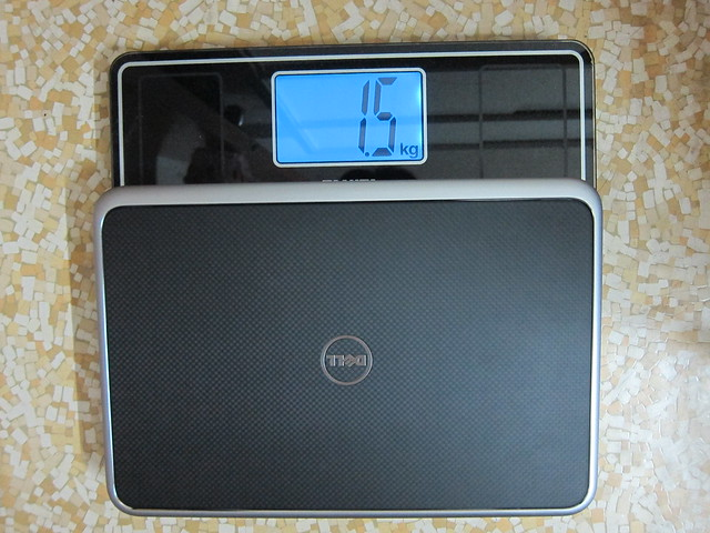 Dell XPS 12 - Weight