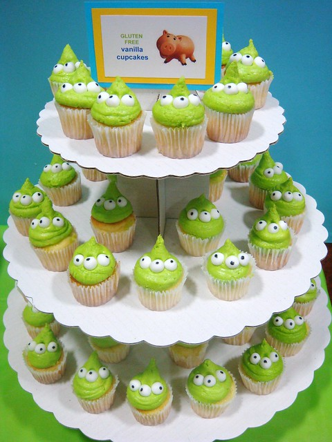 Toy Story Dessert Cupcakes