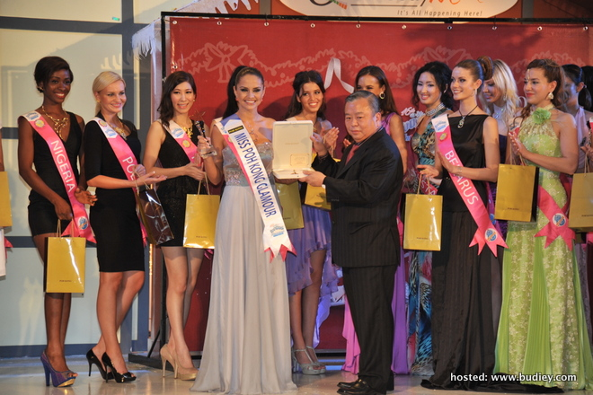 Poh Kong Menobatkan Miss Poh Kong Glamour 2012