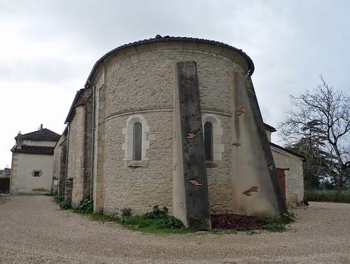 Landerrouat - L'Eglise Saint Jean 04